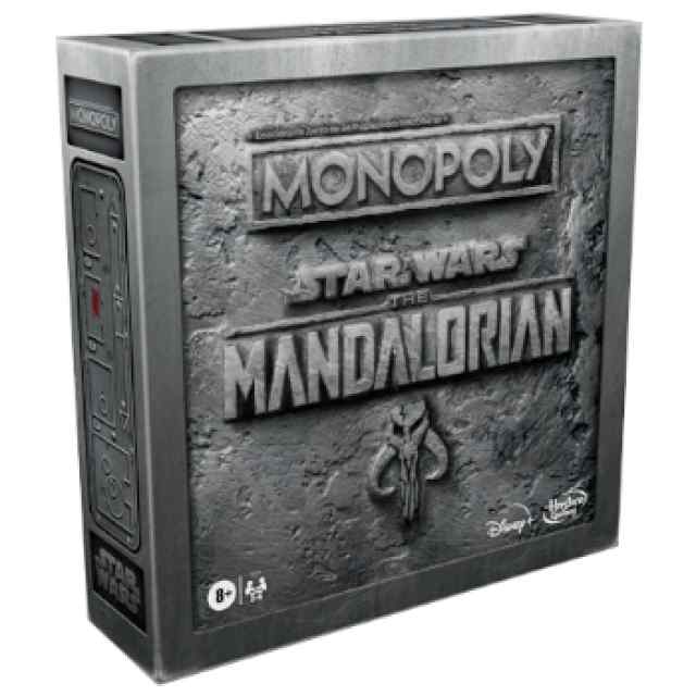 Monopoly Star Wars: Edición El Mandaloriano TABLERUM