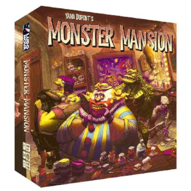 Monster Mansion TABLERUM