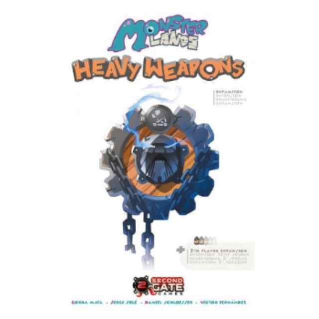 Monsters Lands: Heavy Weapons TABLERUM