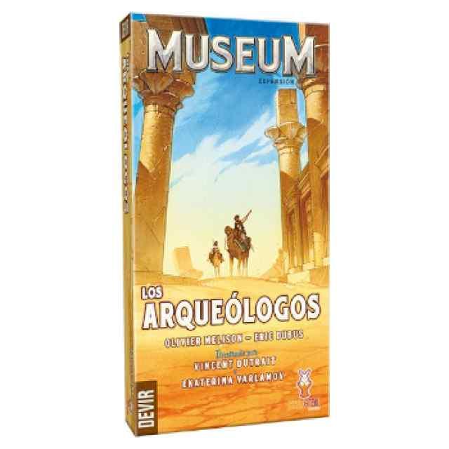 Museum: Los Arqueólogos TABLERUM