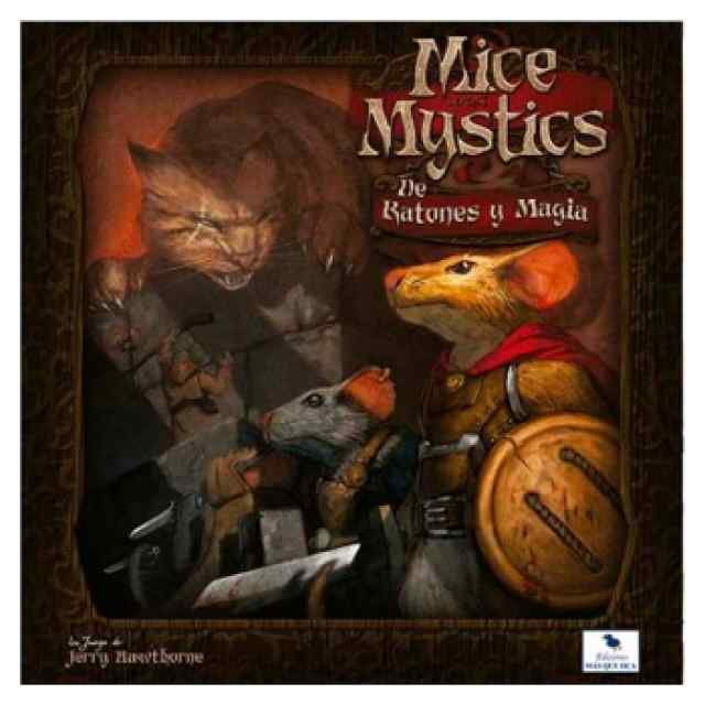 Mice and Mystics: De Ratones y de Magia TABLERUM