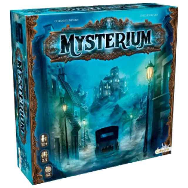 comprar Mysterium juego de mesa