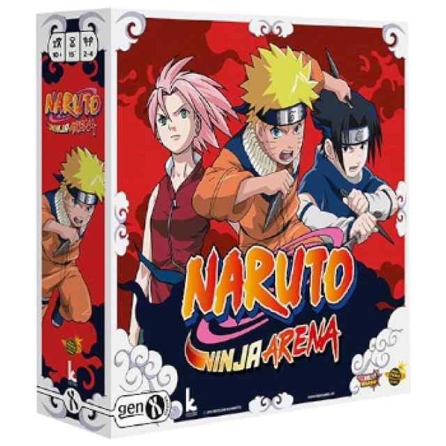 Naruto Ninja Arena TABLERUM