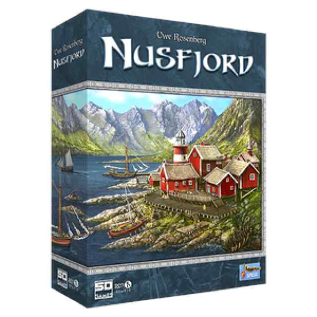 Nusfjord TABLERUM