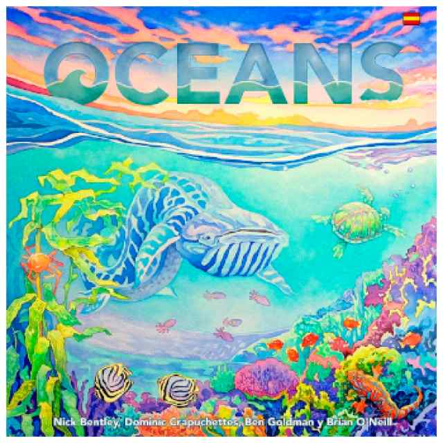 Oceans TABLERUM