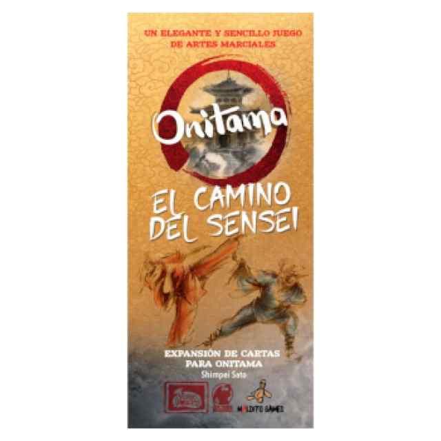 Onitama: El Camino del Sensei Maldito Games TABLERUM
