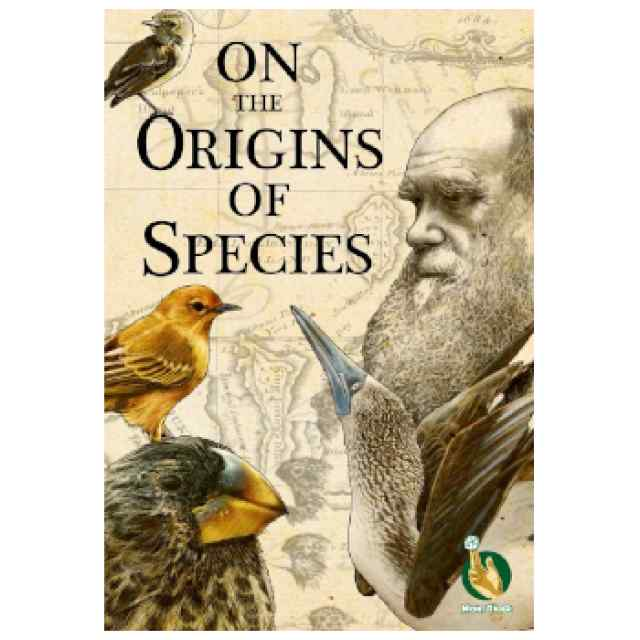 On the Origin of Species Ed. VERKAMI TABLERUM