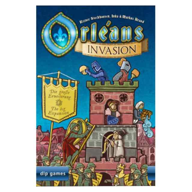 Orleans: Invasión TABLERUM