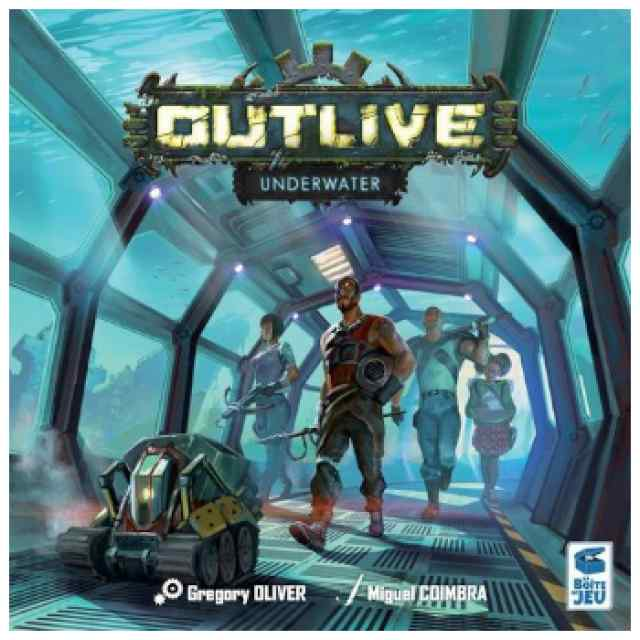Outlive: Underwater TABLERUM
