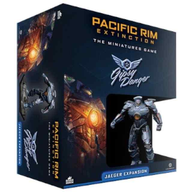 Pacific Rim Jaeger Expansión Gipsy Danger TABLERUM
