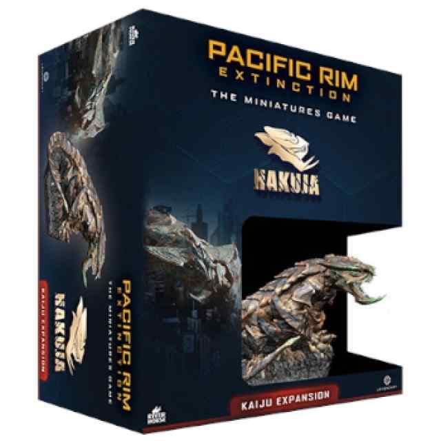 Pacific Rim Kaiju Expansión Hakuja TABLERUM