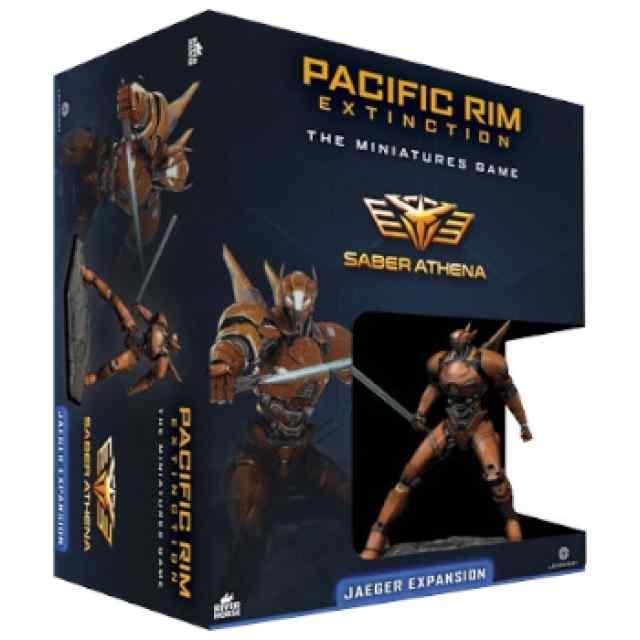 Pacific Rim Jaeger Expansion Saber Athena TABLERUM