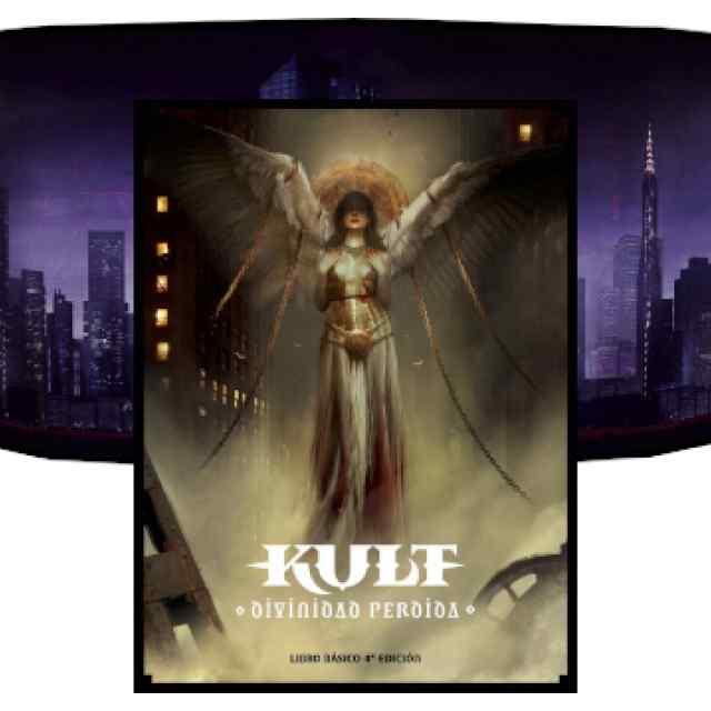 KULT: Divinidad Perdida + KULT: Pantalla del DJ TABLERUM