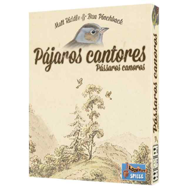 Pájaros cantores TABLERUM