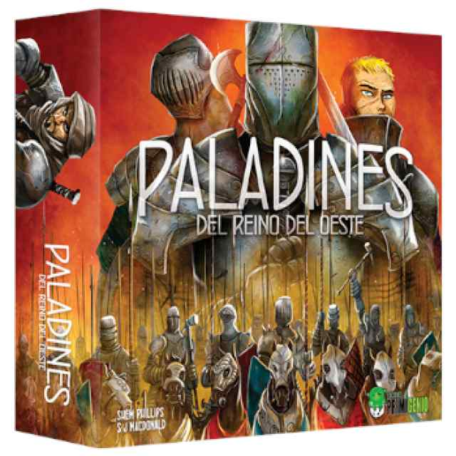 Paladines del Reino del Oeste TABLERUM