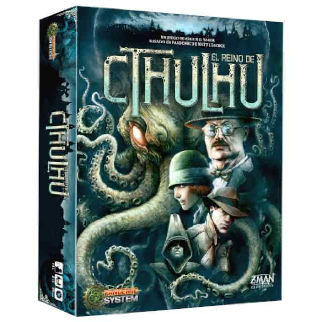 Pandemic Cthulhu TABLERUM