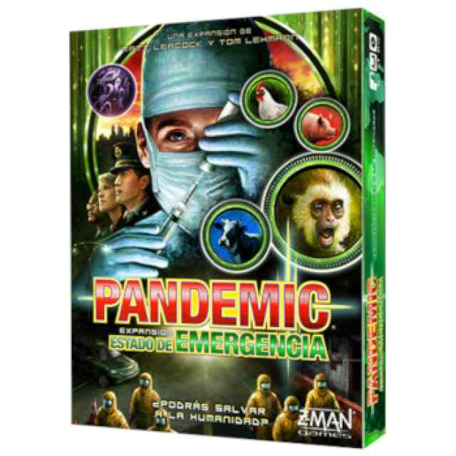 Pandemic, Estado de Emergencia TABLERUM