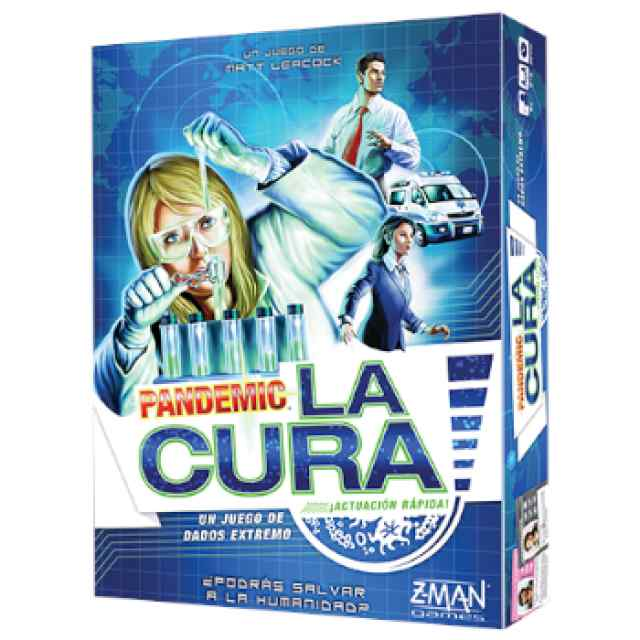 Pandemic: La Cura TABLERUM