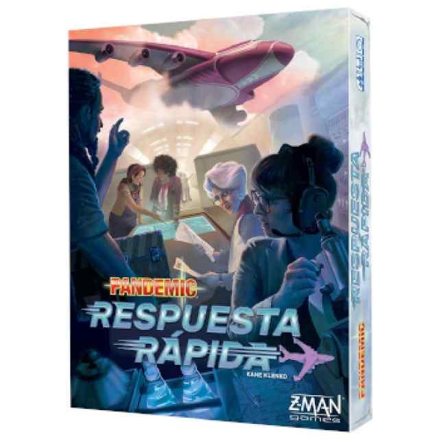 Pandemic: Respuesta Rápida TABLERUM