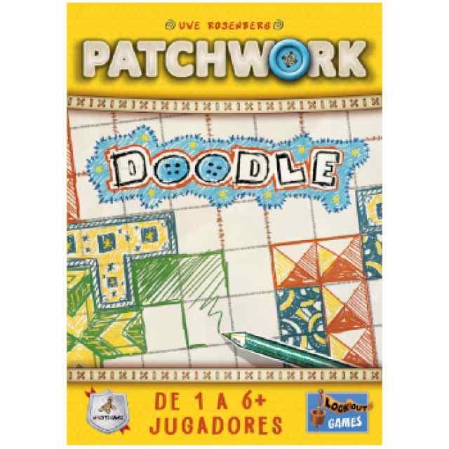 Patchwork Doodle PREVENTA