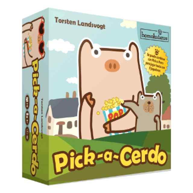 comprar Pick a Cerdo