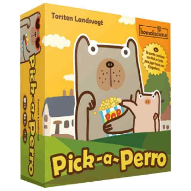 comprar Pick a Perro