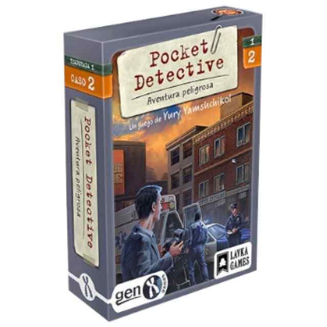 Pocket Detective: Caso 2 TABLERUM