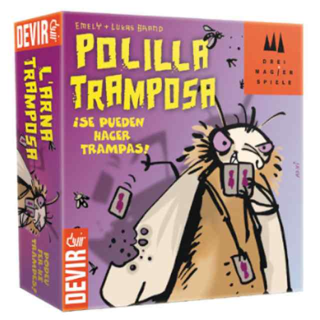 Polilla Tramposa TABLERUM