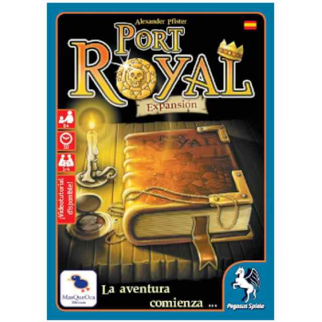 Port Royal: La Aventura Comienza TABLERUM