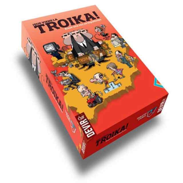 juego troika