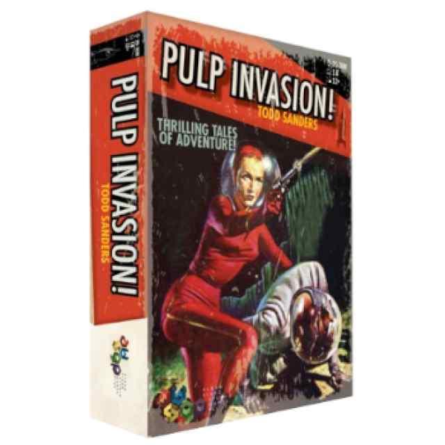 Pulp Invasión TABLERUM