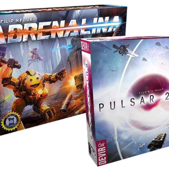 Pulsar + Adrenalina 2849 TABLERUM
