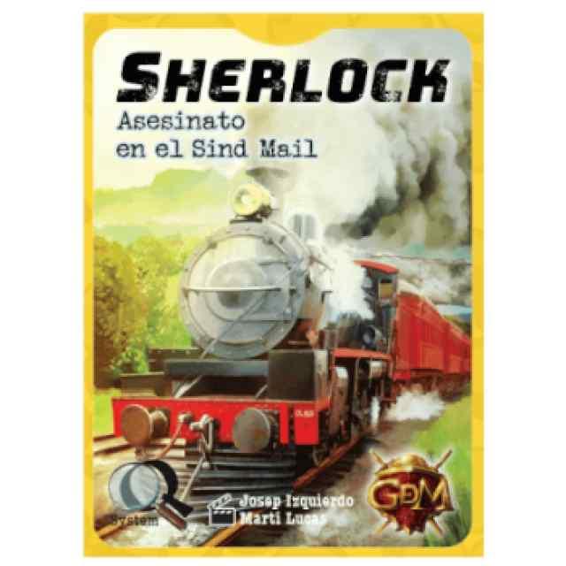 Q Sherlock: Asesinato en el Sind Mail TABLERUM