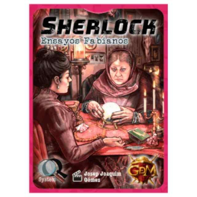 Q Sherlock: Ensayos Fabianos TABLERUM