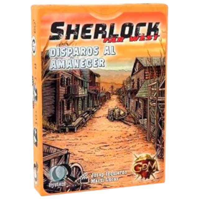 Q Sherlock Far West: Disparos al Amanecer TABLERUM