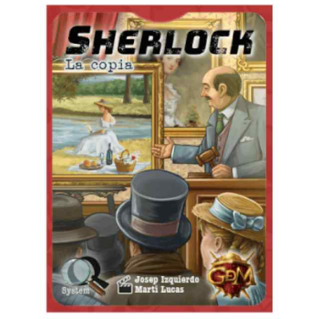 Q Sherlock: La Copia TABLERUM