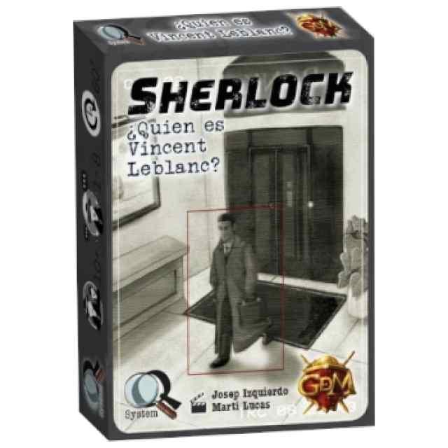 Q Sherlock: ¿Quién es Vincent LeBlanc? TABLERUM