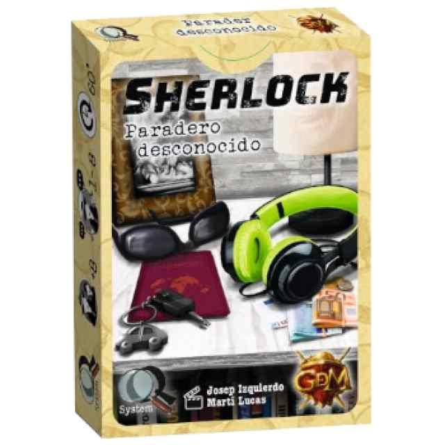 Q Sherlock: Paradero Desconocido TABLERUM