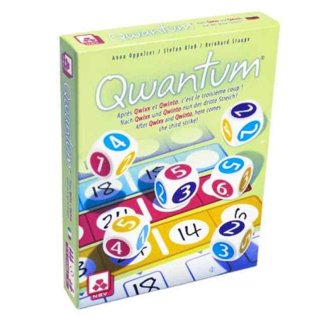 juego de mesa qwantum