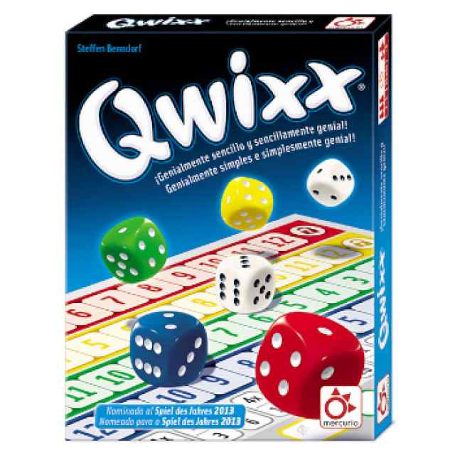 Qwixx TABLERUM