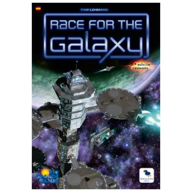 Race for the Galaxy TABLERUM