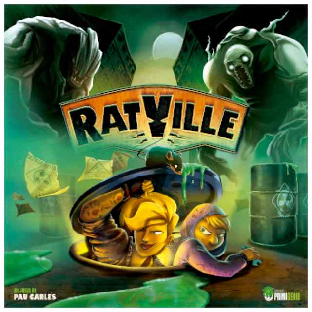 Ratville TABLERUM