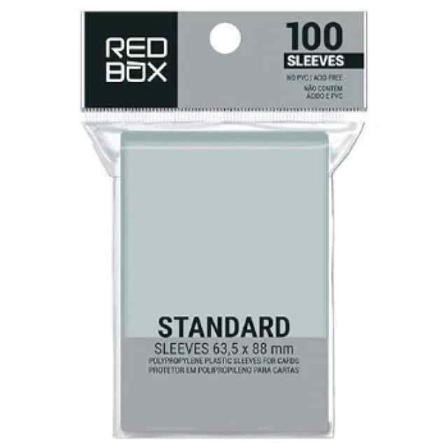 Fundas Redbox 63.5x88 60mic (110 unid) TABLERUM