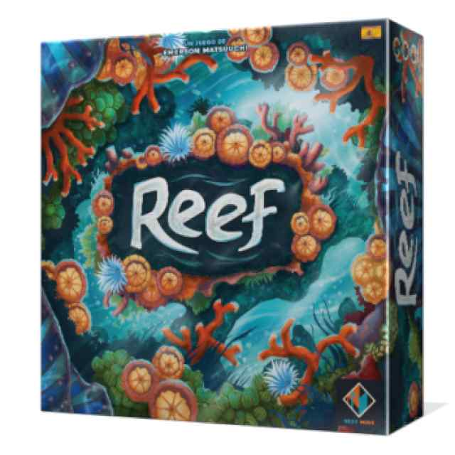 Reef TABLERUM