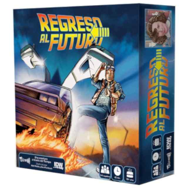 Regreso al Futuro TABLERUM