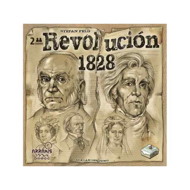Revolución 1828 TABLERUM