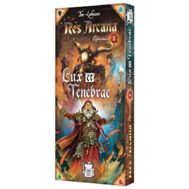 Res Arcana: Lux et Tenebrae TABLERUM