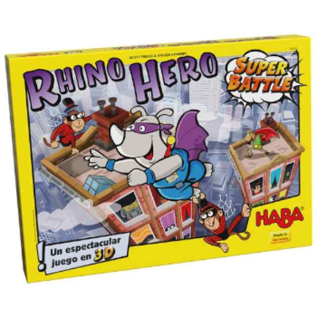 Rhino Hero: Super Battle TABLERUM