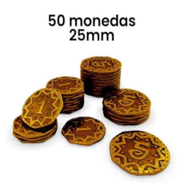 Rise To Nobility Set Monedas Premium TABLERUM