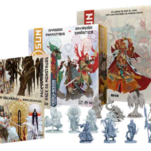 Rising Sun + Expansiones TABLERUM